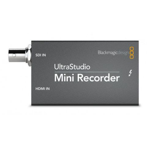 Blackmagic Design BDLKULSDZMINREC UltraStudio Mini Recorder by Blackmagic Design