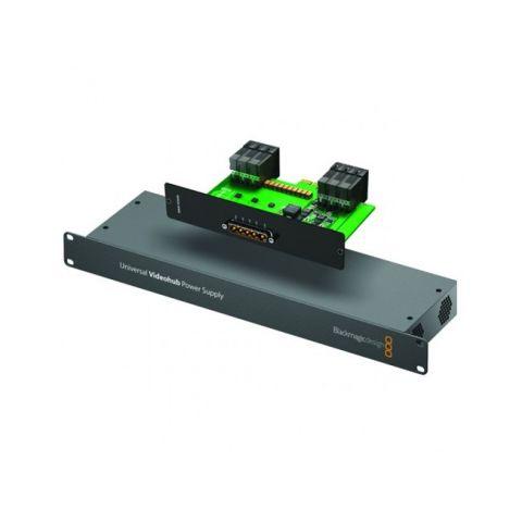 Blackmagic Design VHUBUV/POWSUP800 Universal Videohub 800W Power Supply by Blackmagic Design