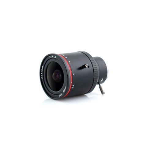 AIDA Imaging HD Varifocal 2.8-12mm Manual Iris CS Mount Lens by AIDA Imaging