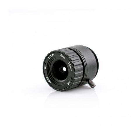 AIDA Imaging 4K CS Mount 5mm 12 Mega-Pixel Lens by AIDA Imaging