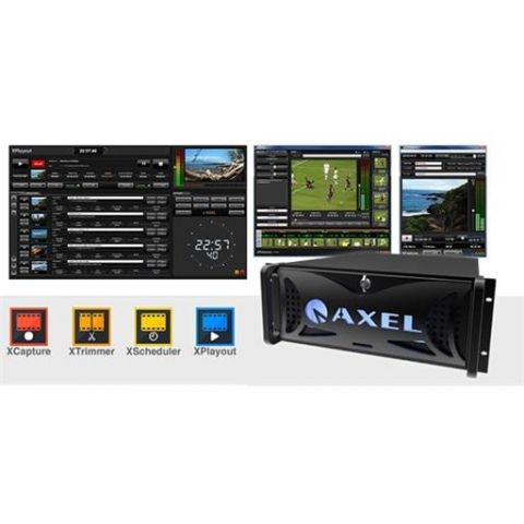 Axel XTV Compact HD/SDI, 8TB by Axel