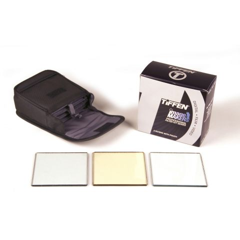 """Tiffen  4 x 4"""" Image Maker Diffusion Filter Kit by Tiffen"""