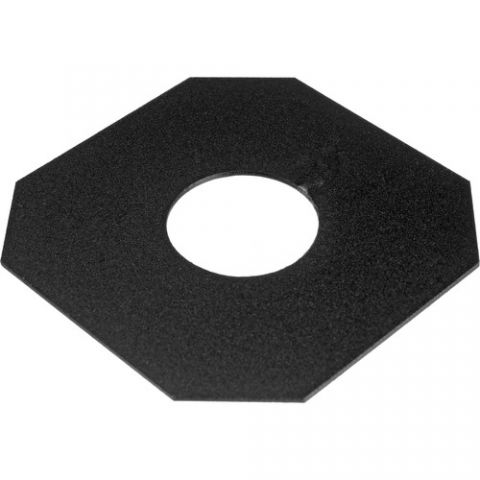 "Altman Donut for Micro Ellipse, Black - 3-3/8"" Diameter"