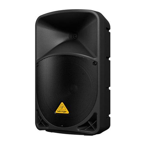 """Behringer EUROLIVE B112D High-Power 2-Way 12"""" Active PA Speaker System with Wireless Option and Integrated Mixer by Behringer"""