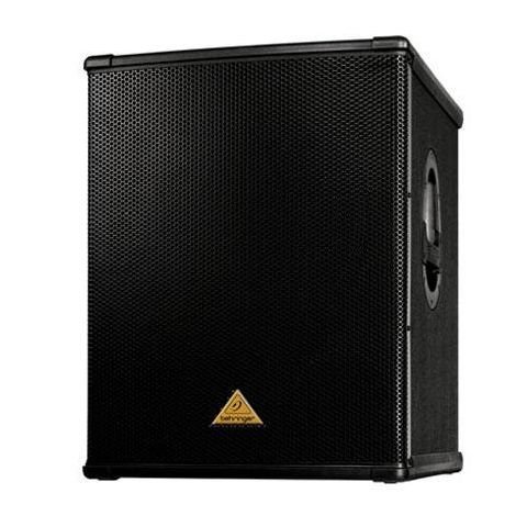 "Behringer EUROLIVE B1800X PRO 18"" Professional PA Subwoofer,  42-250Hz (-6dB) Frequency Response by Behringer"