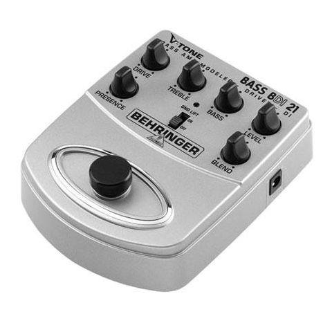 Behringer BDI21 V-Tone Bass Amp Modeler by Behringer