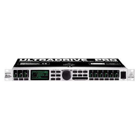 Behringer DCX2496 Ultra High-Precision Digital 24-Bit/96 kHz Loudspeaker Management System by Behringer