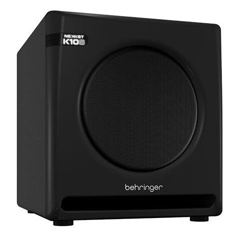 "Behringer NEKKST K10S Audiophile 10"" Studio Subwoofer with Advanced Waveguide Technology by Behringer"