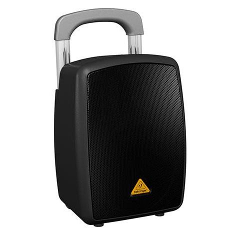 Behringer Europort MPA40BT-PRO All-in-One Portable 40-Watt PA System with Bluetooth Connectivity,  Battery Operation and Transport Handle by Behringer