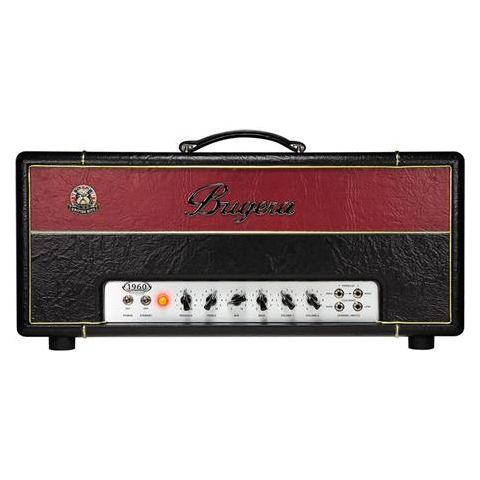 Bugera 1960 INFINIUM British Classic 150W Tube Amplifier Head with INFINIUM Tube Life Multiplier