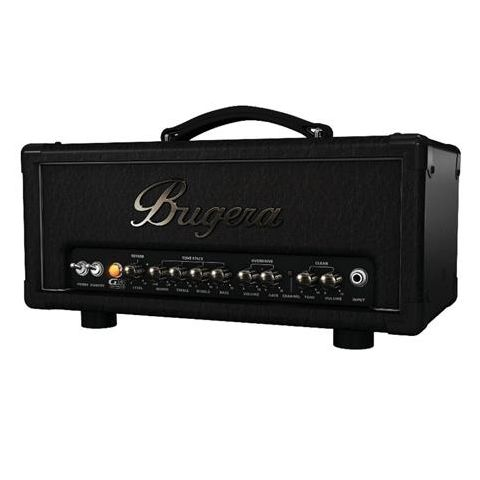 Bugera G5 Infinium Class-A Tube Amplifier Head with Infinium Tube Life Multiplier