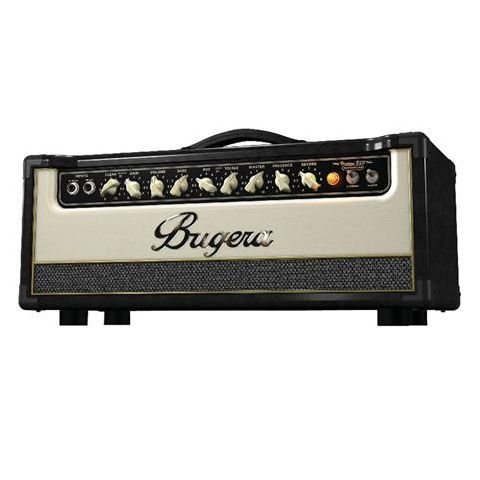 Bugera V22HD Infinium 2-Channel Tube Amplifier Head with Infinium Tube Life Multiplier and Reverb, 22W by N/A