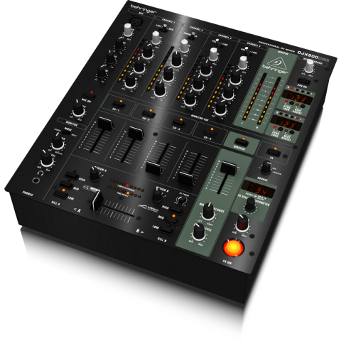 Behringer PRO MIXER DJX900USB Professional 5-Channel DJ Mixer by Behringer