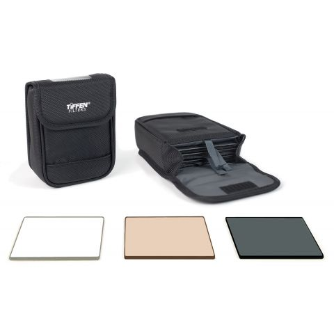 """Tiffen  4 x 4"""" Video Essentials DV Kit by Tiffen"""