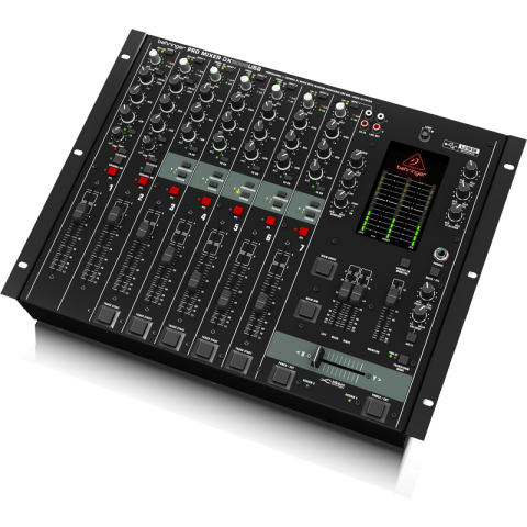 Behringer DX2000USB Professional 7-Channel DJ Mixer by Behringer