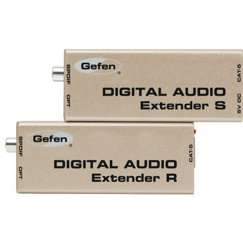 GEFEN EXT-DIGAUD-141 Digital Audio Extender by Gefen