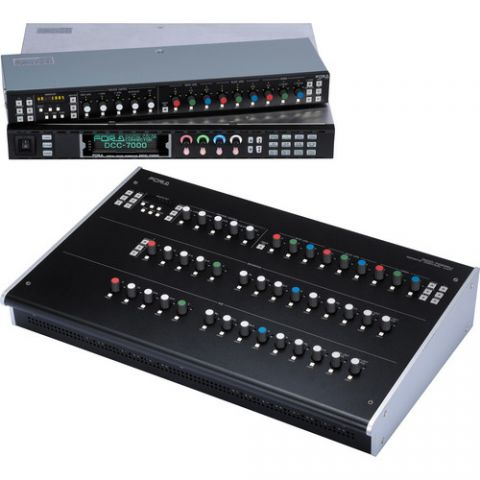 For.A  DCC-7000 HD/SD Advanced Color Corrector by For.A