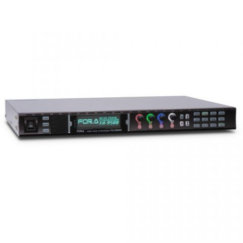 For.A  FA-95D-D Dolby Encoder for FA-9500 Multi Purpose Signal Processor Series by For.A