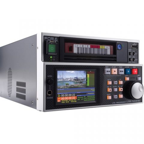 For.A  LTR-120HS6 LTO-6 AVC-Intra/DVCPRO Video Archiving Recorder by For.A