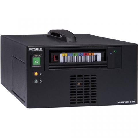 For.A  LTS-60 LTO Tape Media Archiving Server by For.A