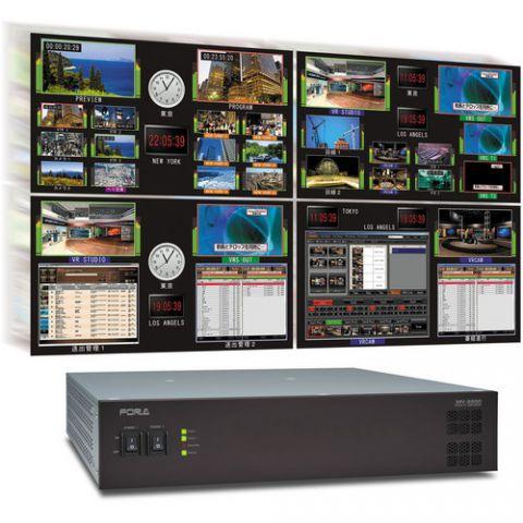 For.A  MV-32HDO HD-SDI Output Option (3G-SDI: Level-A) by For.A