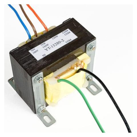 JBL MTC-300T150 150 Watt Transformer by JBL