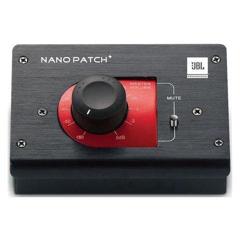JBL Nano Patch+ 2 Channel Passive Volume Controller by JBL