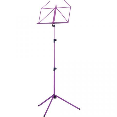 K&M 100/1 Music Stand (Lilac) by KM