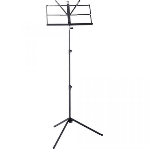 K&M 10040 Music Stand (Black) by KM