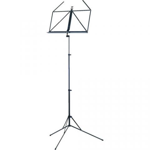 K&M 101 Music Stand (Black) by KM