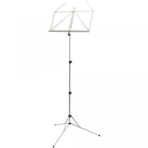K&M 101 Music Stand (Nickel-Colored) by KM