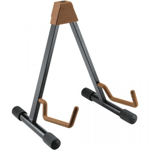 K&M 17541 Acoustic Guitar Stand (Cork) by KM