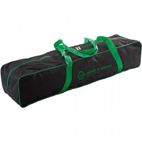 K&M 18846 Nylon Carrying Case for Baby Spider Pro Keyboard Stand by KM