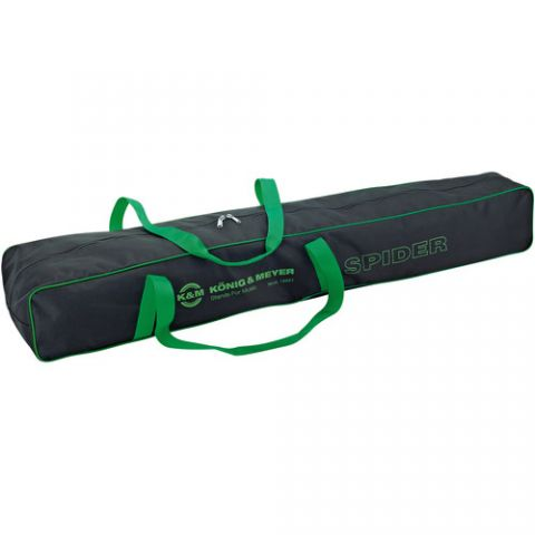 K&M 18851 Nylon Carrying Case for the Spider and Spider Pro Keyboard Stands by KM