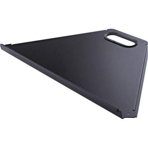 K&M Controller Tray for Spider Pro Keyboard Stand (Black) by KM