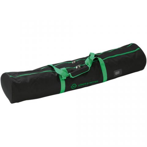 K&M 21311 Carrying Case for Speaker/Light Stands(Black) by KM