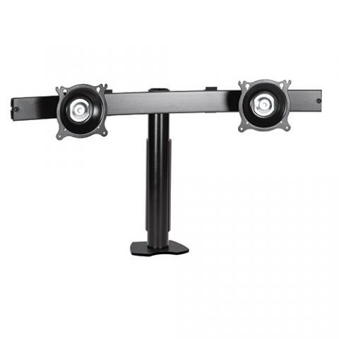 Chief Dual Horizontal Desk Clamp Mount by Chief