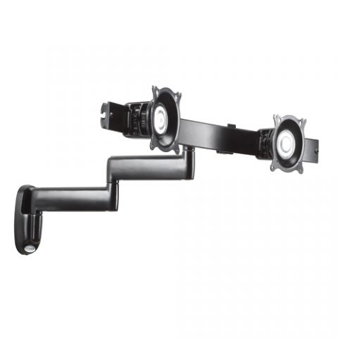 Chief Dual Arm Wall Mount, Dual Monitor by Chief