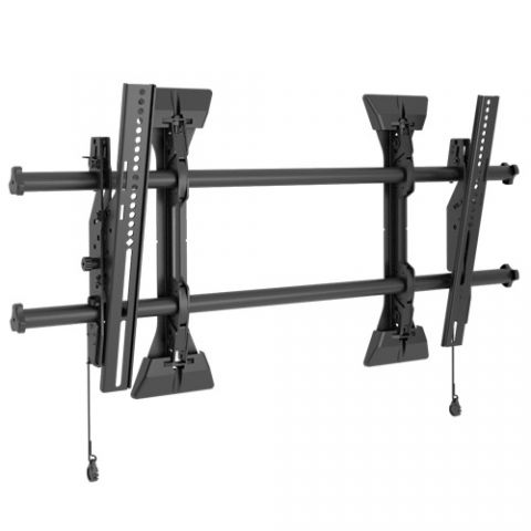 Chief Large Fusion Micro-Adjustable Tilt Wall Mount, TAA Compliant by Chief