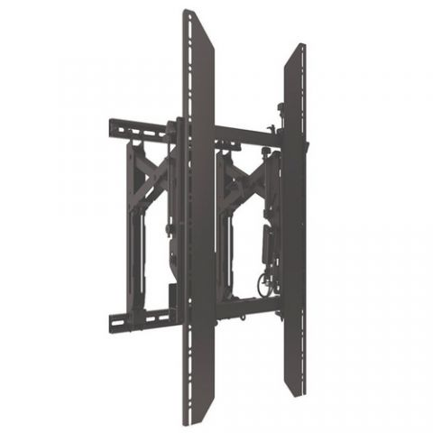 Chief ConnexSys'Ñ¢ Video Wall Portrait Mounting System with Rails by Chief