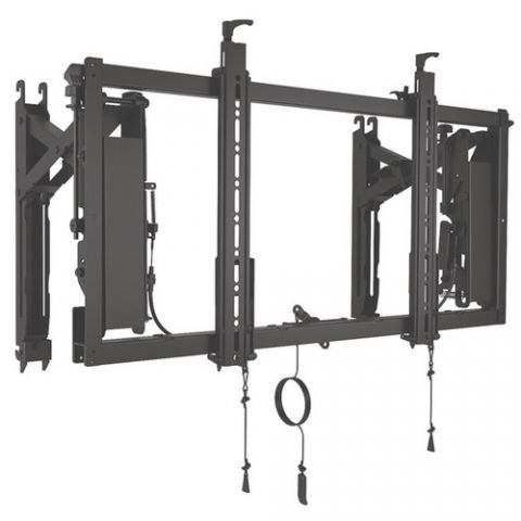 Chief ConnexSys'Ñ¢ Video Wall Landscape Mounting System without Rails by Chief