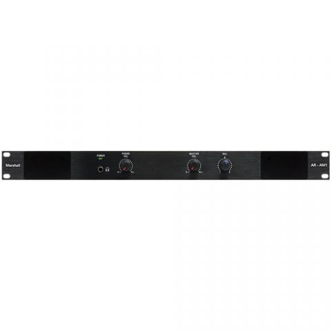 Marshall Electronics  AR-AM1 1-Channel Analog Audio Monitor by Marshall Electronics