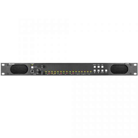 Marshall Electronics  AR-DM31 16-Channel Digital Audio Monitor (1 RU) by Marshall Electronics