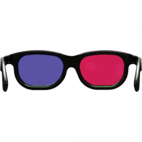 Marshall Electronics  GL-ARC Anaglyph Red/Cyan Glasses by Marshall Electronics