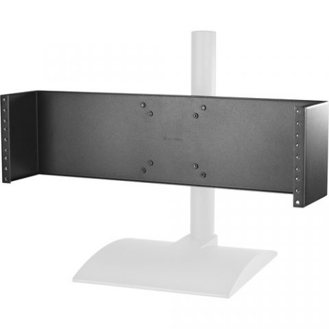 Marshall Electronics  Universal VESA 3RU/2RU/1RU Rack Mount Bracket for VP-LCD171H-ST-01 VESA Stand by Marshall Electronics