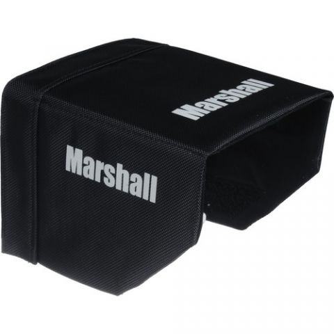 "Marshall Electronics  Sunhood for M-CT5 5"" Monitor by Marshall Electronics"
