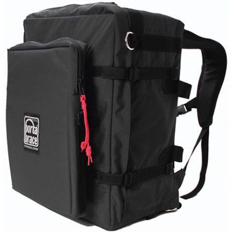 Porta Brace BK-3LCL Modular Backpack Local and Laptop Version (Black) by Porta Brace