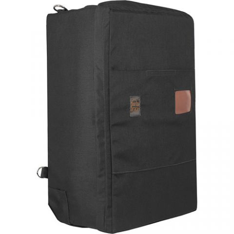 Porta Brace BK-4B Durable rigid-frame backpack for large camera setups by Porta Brace