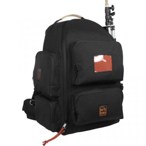 Porta Brace BK-5HDV Camera Backpack for Compact HD Camcorder by Porta Brace