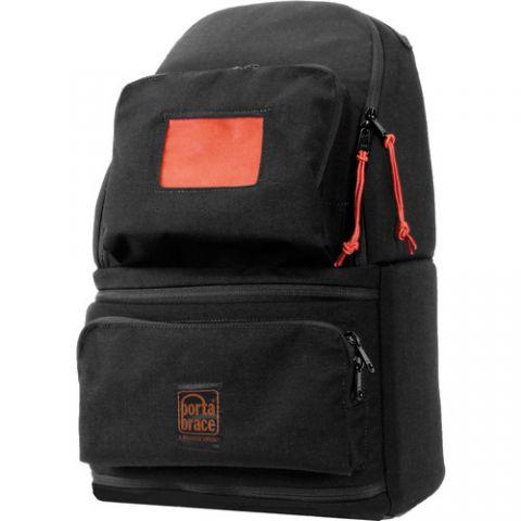 Porta Brace BK-HIVE/LENS Camera Hive Backpack & Slinger (12 Lens Cups) (Black) by Porta Brace